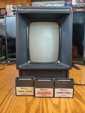 VECTREX Video Game System - with controller and 3 games!