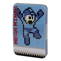 Boston America - Mints Tin - MEGAMAN (Mega Mints) - New Novelty Candy