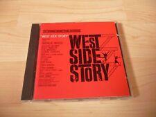 CD Soundtrack West Side Story - Natalie Wood - 1965