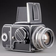 HASSELBLAD 500C - 80mm f2.8 PLANAR C CHROME- C12 FILM BACK