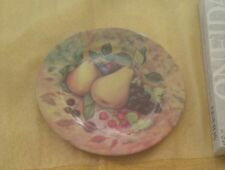 Email de Limoges STILL LIFE PEAR 1 ea Dinner Plate 7 1/2in PEARS