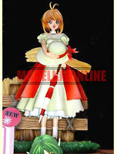 SAKURA CARD CAPTOR FARM GIRL DRESS RARE 1/6 UNPAINTED RESIN FIGURE MODEL KIT