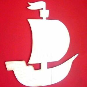 Pirate Ship Acrylic Mirror (Several Sizes Available)