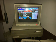 Commodore AMIGA 1084 MONITOR COMPUTER AMIGA 2000 1200 3000 4000 cd32 PERFETTO