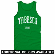 Tabasco Mexico Unisex Tank Top - Men Women XS-2X - Gift Villahermosa Tabasqueño