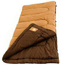 Coleman Dunnock Sleeping Bag Adult Big and Tall Comfort Range 20 to 40 Degree...