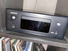 Denon CEOL N10 Network Receiver Black