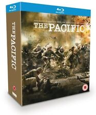 THE PACIFIC BLU RAY - COMPLETE HBO SEREIS BOXSET  - NEW / SEALED - UK STOCK