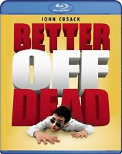 BETTER OFF DEAD (1985 John Cusack) -  Blu Ray - Sealed Region free