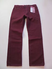 HERO John Medoox DENVER Stretch Jeans Hose W 34 /L 32, wine, Bordeaux-Rot, NEU !