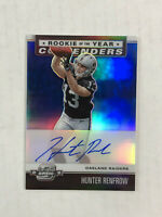 HUNTER RENFROW 2019 Contenders Optic BLUE REF SSP RC AUTO 44/75! RAIDERS! INVEST