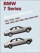 Bmw 7 Series (e38) Service Manual: 1995, 1996, 1997, 1998, 1999, 2000, 2001: ...