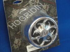Xtreme Machine shredder Harley softail dyna touring sportster fxr horn cover