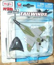2010 MAISTO TAILWINDS RUSSIAN MIKOYAN-GUREVICH MIG-29 FULCRUM 1:120 6+ Military