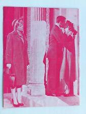 "Danish movie program.""Ask Any Girl"" David Niven.Shirley MacLaine.Gig Young.1959"