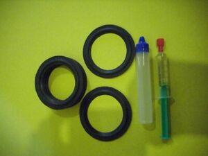 Infinity Kappa CS-1 Midrange Lautsprecher Sicken high quality foam rings set 97