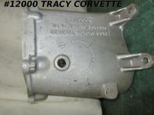 1969 Corvette VIN 9s701298 Camaro Chevelle Muncie Main Case 3925660 4Spd 8/29/68