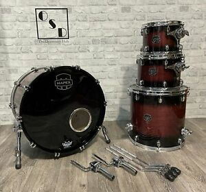 """Mapex Saturn V Drum Kit Shell Pack 4 Piece / 22"""" 16"""" 12"""" 10"""""""