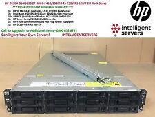 HP DL180 G6 X5650 2P 48GB P410/256MB 2x 750WPS 12LFF 2U Rack Server