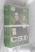 C.S.I. - STAGIONE DUE - 6 DVD