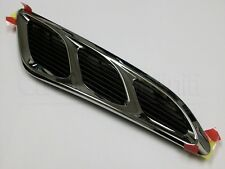 New OEM 2011+ Infiniti QX56 Passenger Side Chrome Duct Fin Trim