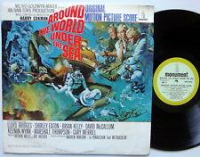 AROUND THE WORLD UNDER THE SEA soundtrack Original MONO