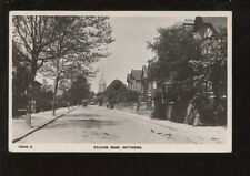 Northants KETTERING Station Road RP PPC 1911