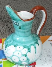 CERAMIC VINEGAR SERVER ,MADE IN ITALY, GREAT CONDITION ,SEE PIC'S