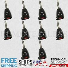 10x For 2004 2005 2006 2007 2008 Chrysler Pacifica Keyless Entry Remote Key Fob