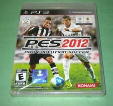 PES 2012 Pro Evolution Soccer   PlayStation 3 PS3   New Y-Fold Factory Sealed