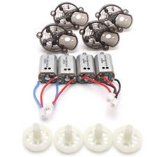 Syma X8C X8W X8G Spare Parts Crash Pack Kit RC Drone Motors Gears Main Shafts