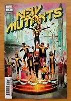 NEW MUTANTS #7 2020 DX Main Cover A 1st Print Marvel NM
