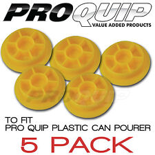 Pro Quip Plastic Jerry Can Pourer Stopper - 5 PACK