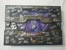Developers Signed StarCraft II: 2 Heart of the Swarm Collector's Edition New