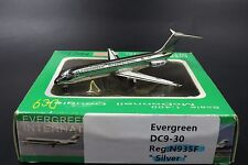 """Evergreen  DC9-30 """" Reg: N935F """" Silver """"   1:400 Net models LAST PIECE"""