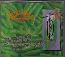 Louisiana Radio-Zydeco cd maxi single