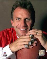 Joe Montana San Francisco 49ers NFL Photo 11x14