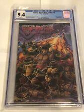 Mirage Studios TMNT Teenage Mutant Ninja Turtles #18 1989 CGC 9.4