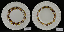 Spode Madeira CHOICE Salad Plate - Rimmed Soup Bowl --- Volume Pricing