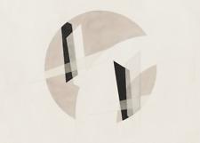 "LASZLO MOHOLY-NAGY  ""Untitled, 1923"" Reproduction Bauhaus Constructivism Poster"
