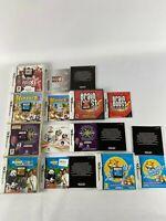 Nintendo DS Games Bundle - 6 Games - mixed bundle free shipping