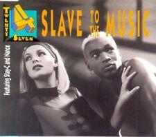 TWENTY 4 SEVEN ft STAY-C and NANCE - Slave to the music 4TR CDM 1993 EURODANCE