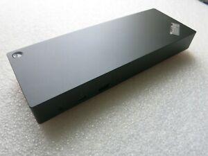 LENOVO ThinkPad Thunderbolt 3 Dock DBB9003L1 / SD20K40273 /03X7133/40AC ZBK00XFW