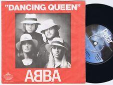 ABBA Dancing Queen Danish 45PS 1976 Polar ordinary sleeve.