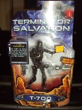 "Terminator Salvation - Playmates 6"" T700 New in Sealed Pkg"