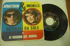 "JONATHAN&MICHELLE""OCCHIALI DA SOLE-disco 45 giri RIFI Italy 1967"" BEAT"