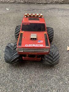 Tamya Monster 1/10 Vintage Clod Buster