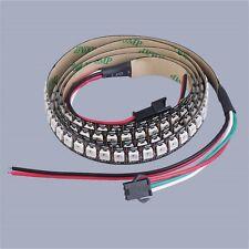 WS2812B 5050 RGB Flexible LED Strip 1M 144LED Individual Addressable 5V g