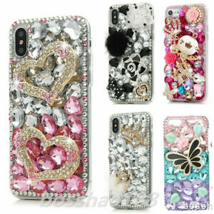 For Xiaomi redmi note 10 pro Case, Women Bling Rhinestones soft back Phone Cover