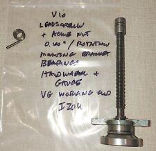Emco Maximat V10 Lathe Cross Slide Parts Leadscrew Nut Amp Handwheel I20u